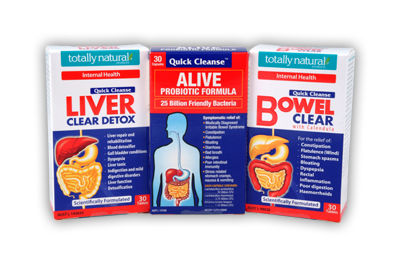 Quick Cleanse Detox Kit